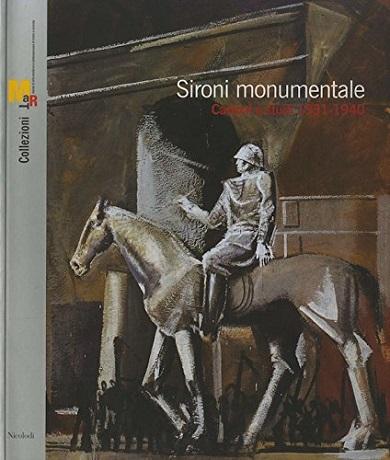 Manifesto Pittura Murale Sironi