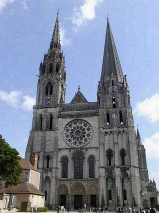 Arte gotica a chartres in francia - Office de tourisme de chartres ...