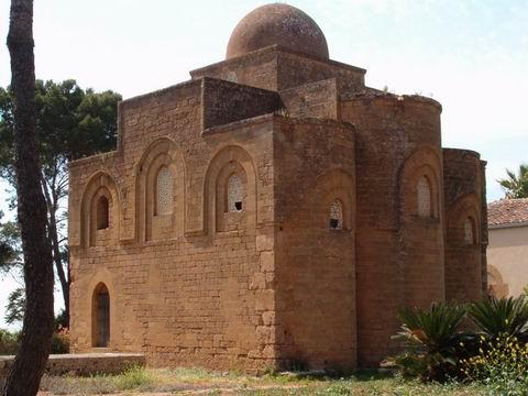 Arte arabo normanna medioevo a palermo e castelvetrano - Mobili palermo castelvetrano ...